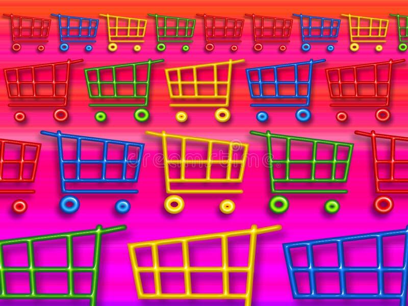 shopping ελεύθερη απεικόνιση δικαιώματος