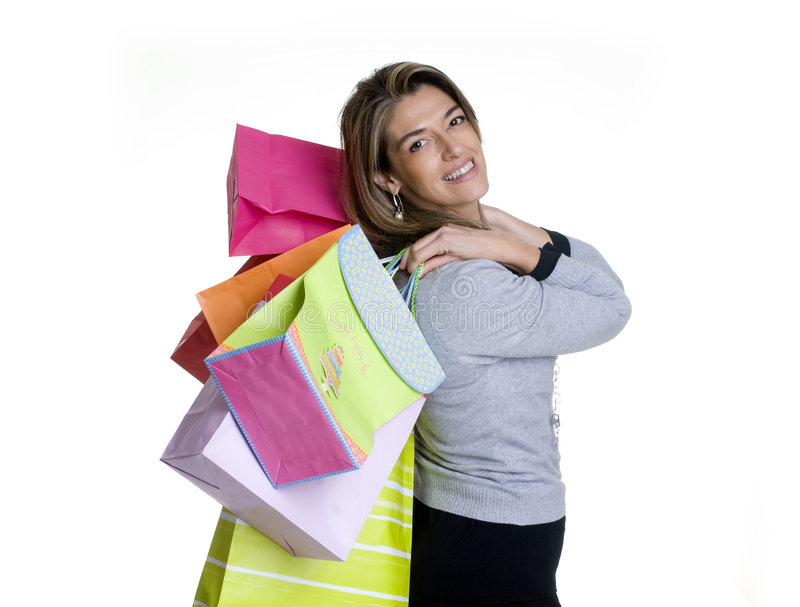 Download Shopping Royalty Free Stock Photography - Image: 3864997