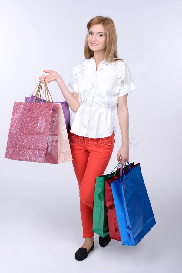 Shopping photographie stock