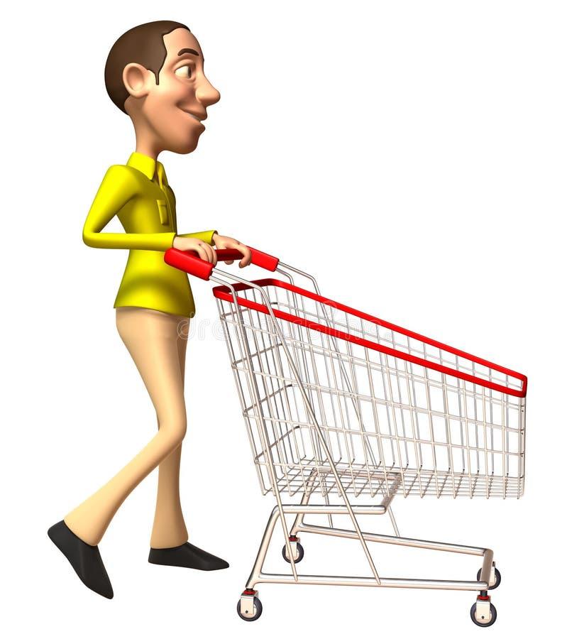 Shopping vector illustration