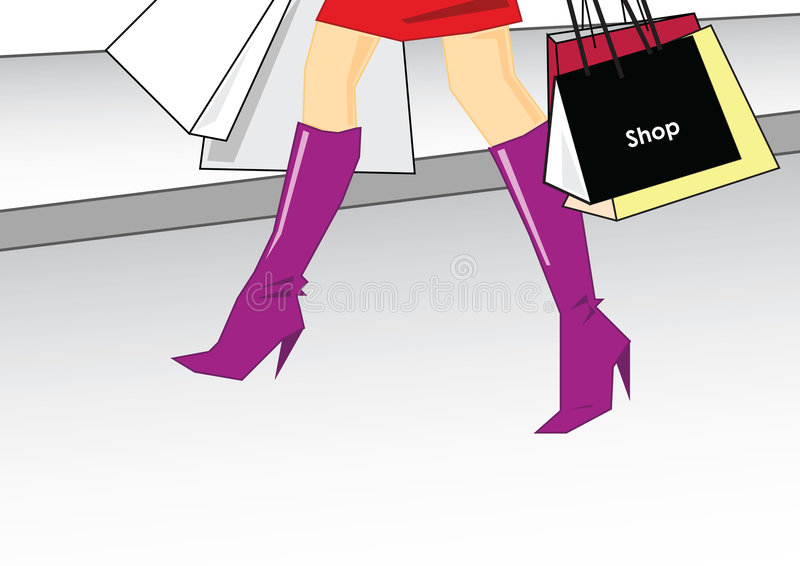 Download Shopping Stock Image - Image: 6731161