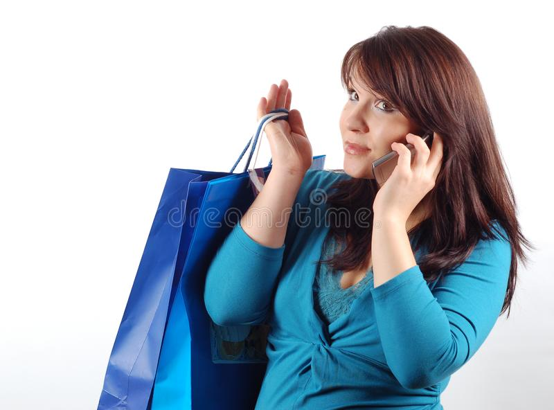 Shopping #8 royalty free stock photo