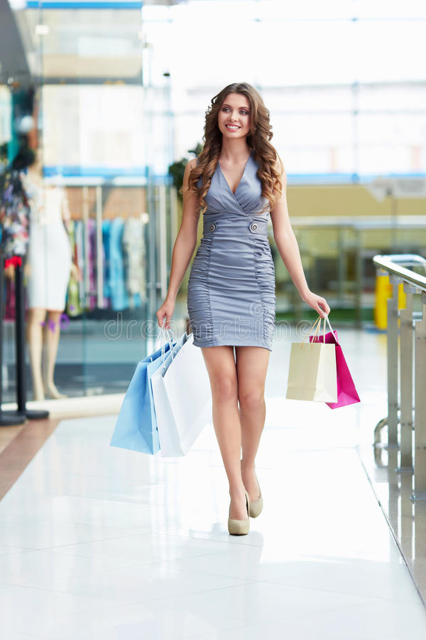 Download Shopping stock image. Image of beautiful, consumerism - 33333031