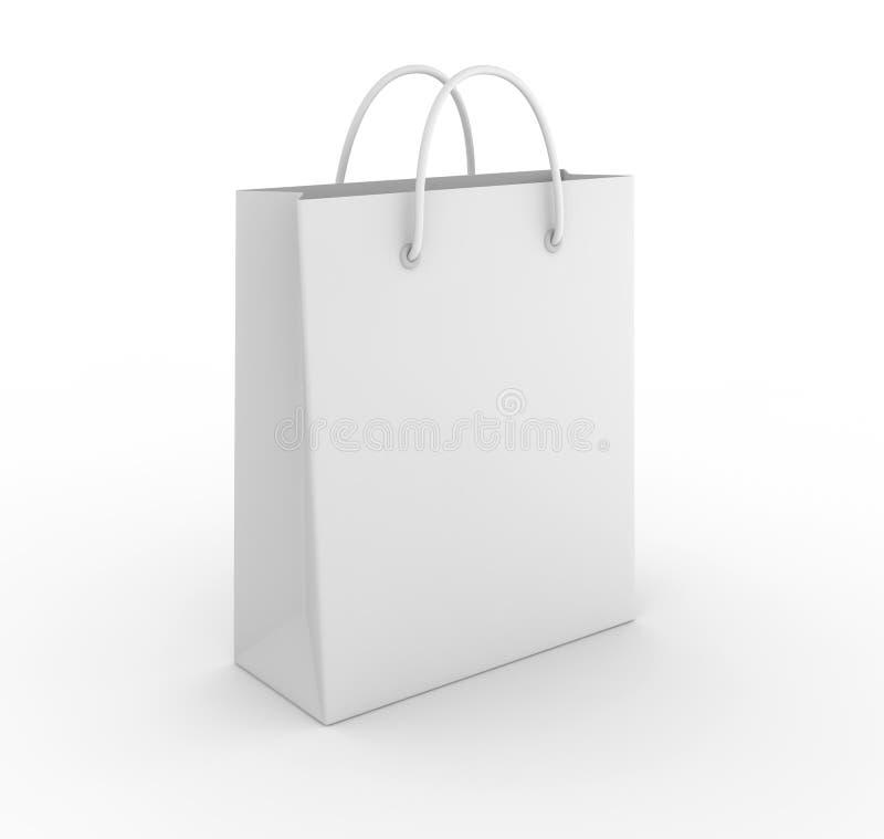Shopping bag stock illustration