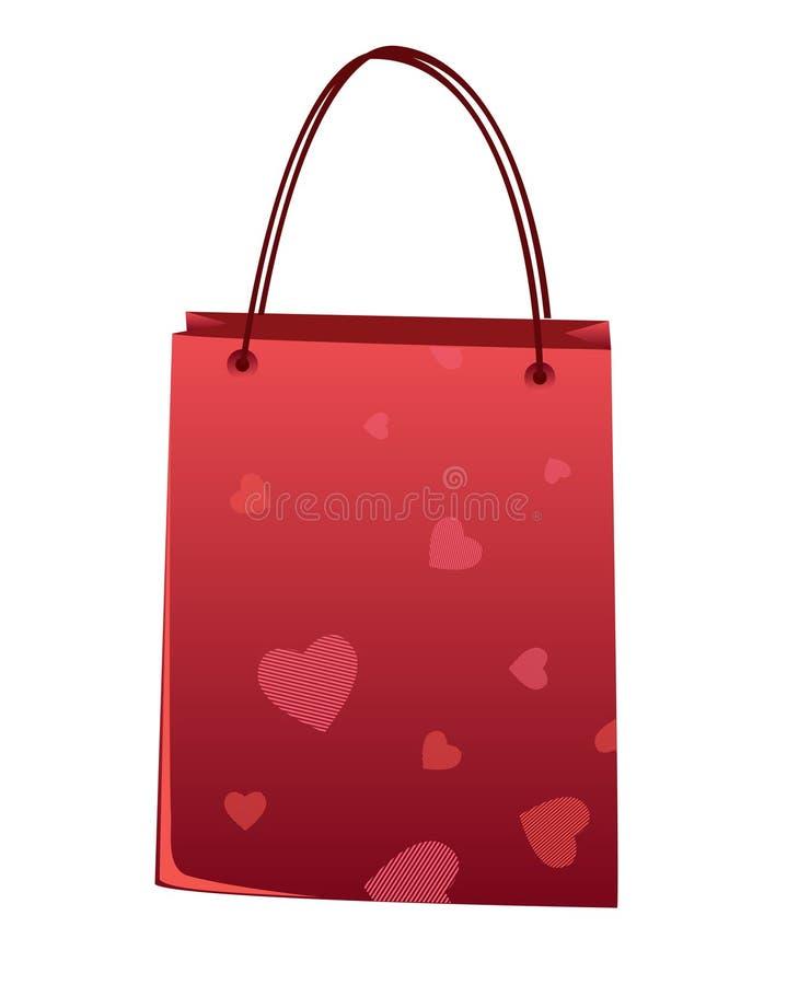 Download Shopping bag stock illustration. Illustration of teenage - 18272994