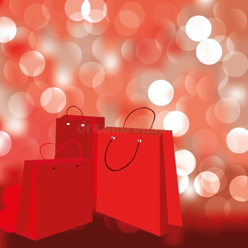 Free Shopping Bag Royalty Free Stock Image - 18473656