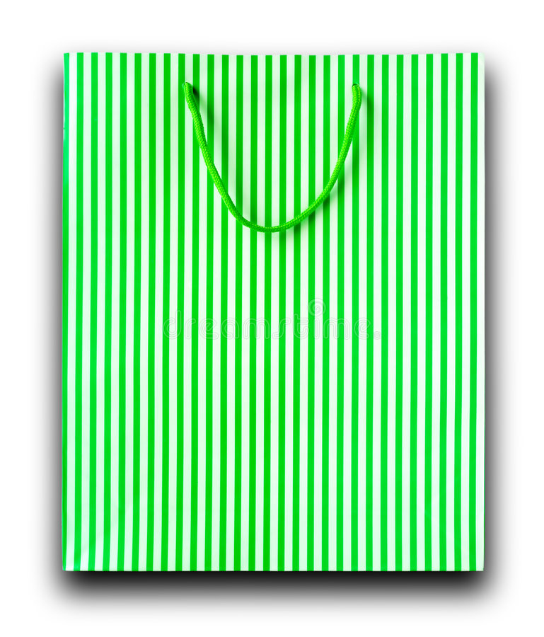 Shopping Bag-2 stock photography