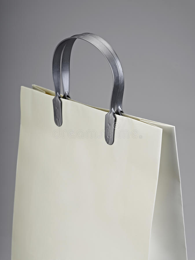 Download Shopping bag stock illustration. Image of contain, handle - 24610145