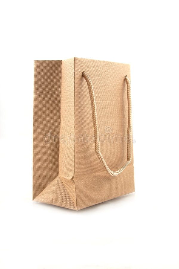 Free Shopping Bag Royalty Free Stock Photography - 2598697