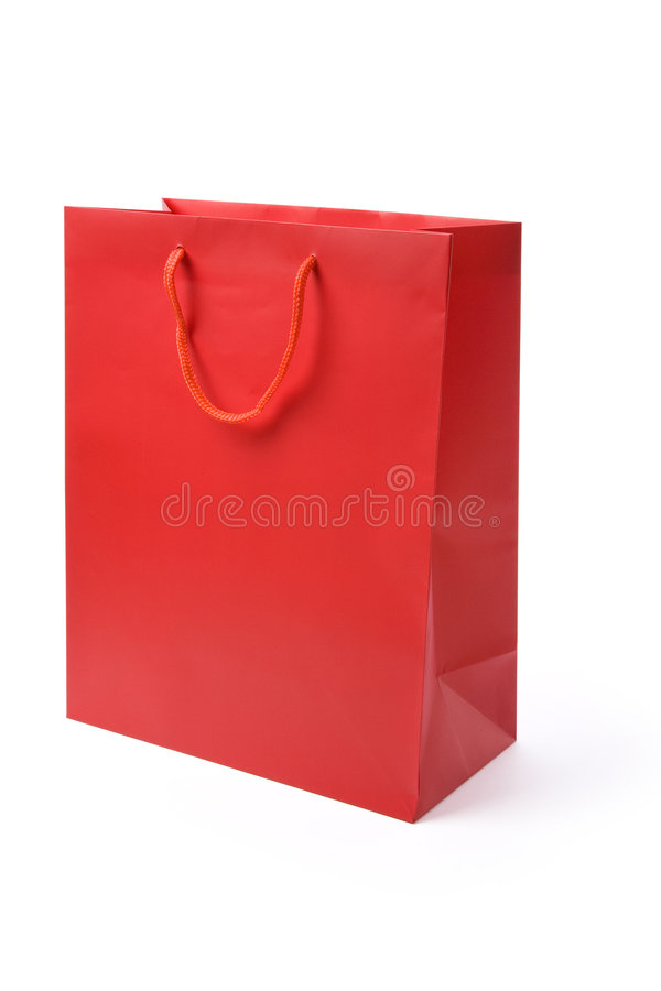 Free Shopping Bag Stock Photo - 3492810