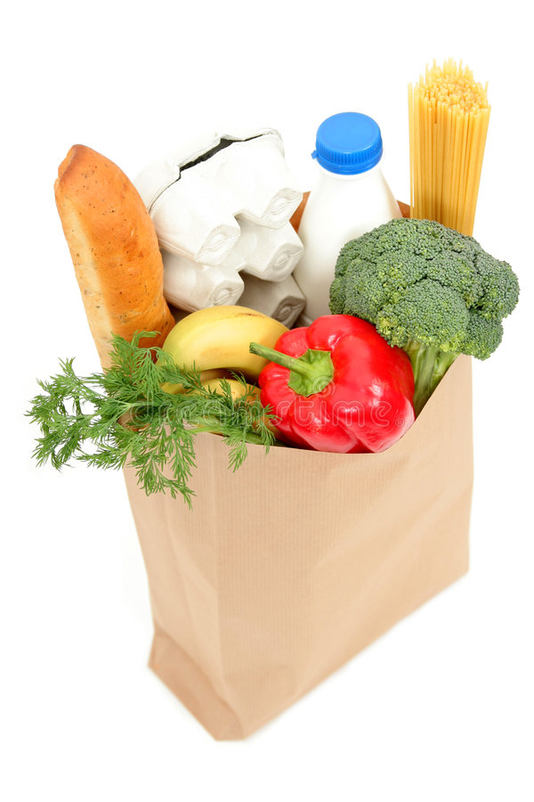 Free Shopping Bag Royalty Free Stock Photo - 659645