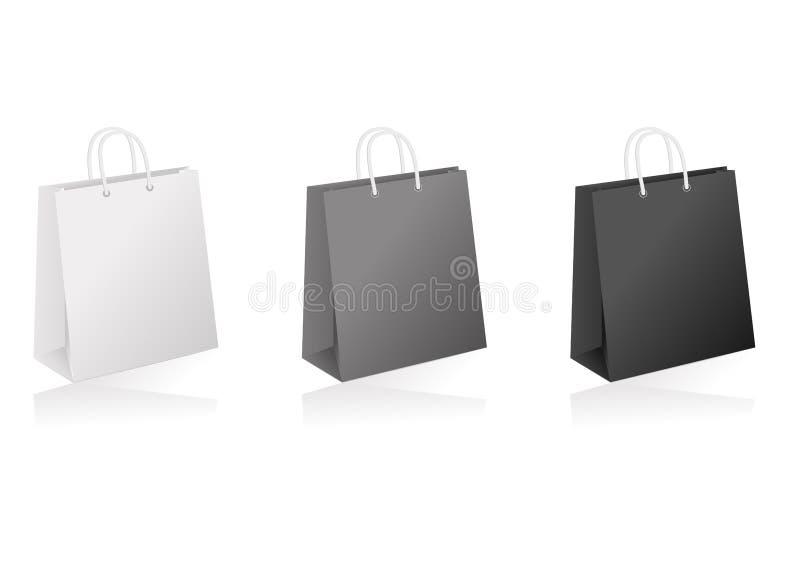 Shopping Bag Collection Royalty Free Stock Photos - Image: 36329258