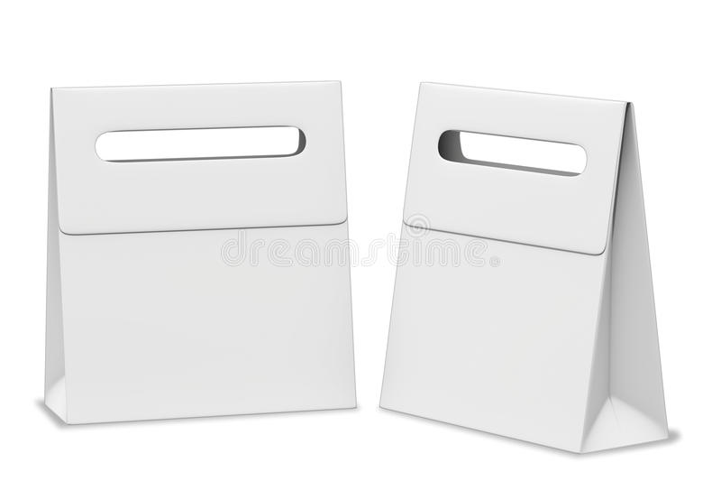 Download Shopping bag gray stock illustration. Image of gray, sales - 22273952
