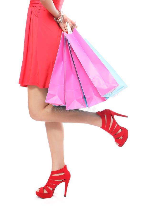 Download Shopping Bag Woman - Shopper Concept Stock Photo - Image: 26429908