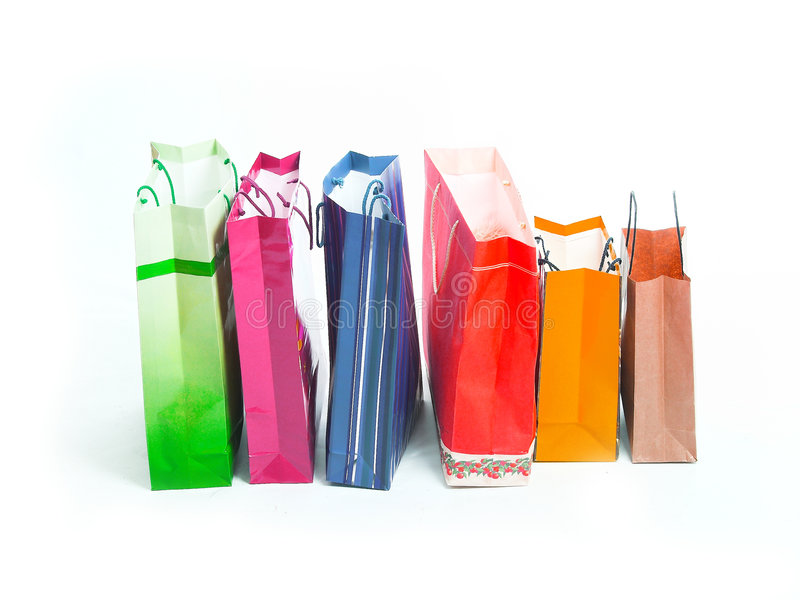 Download Shopping Bags Stock Images - Image: 1288534