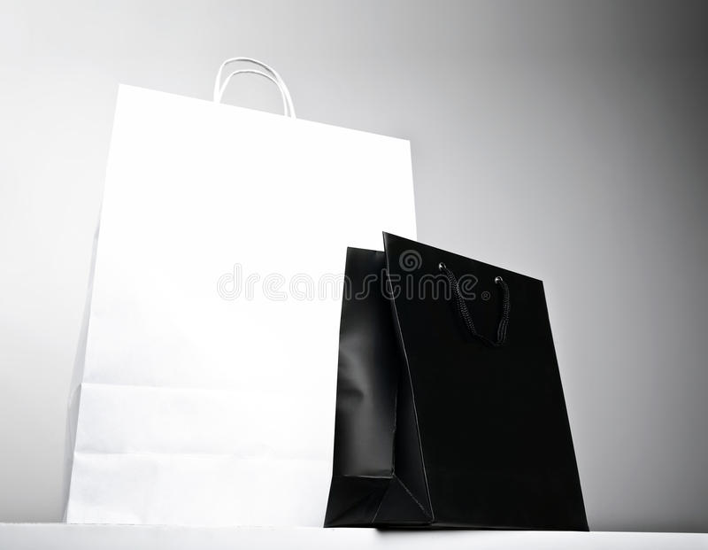 Download Shopping bags stock image. Image of closeup, present - 23985711
