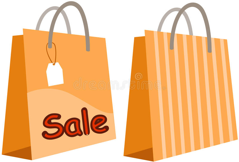 Download Shopping bags stock vector. Illustration of package, gift - 26156020