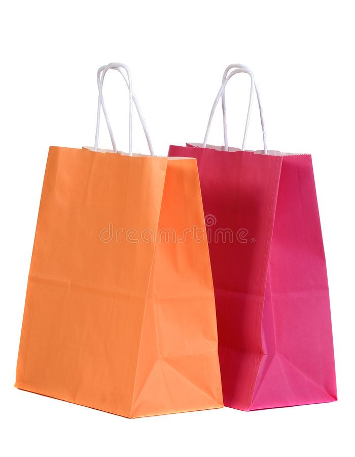 Free Shopping Bags Stock Image - 3677141