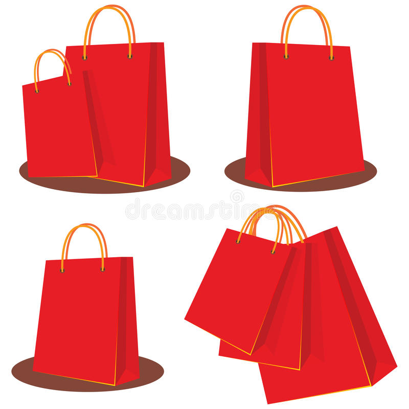 Free Shopping Bags Stock Image - 39461321