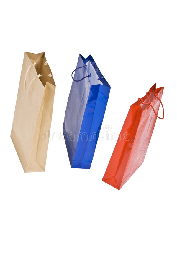 Download Shopping bags stock image. Image of blue, carry, sell - 7263049