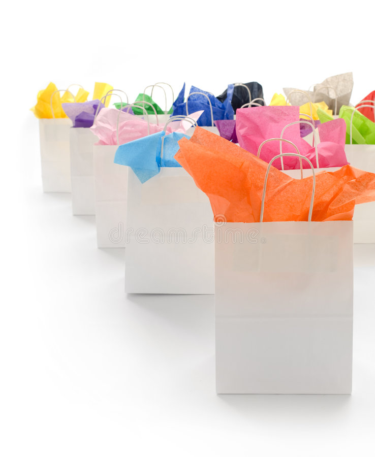 Download Shopping Bags Vertical stock image. Image of consumerism - 4245613