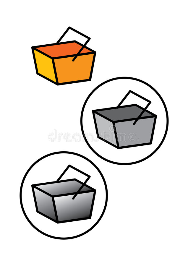 Download Shopping basket icons stock vector. Image of black, cart - 7744958