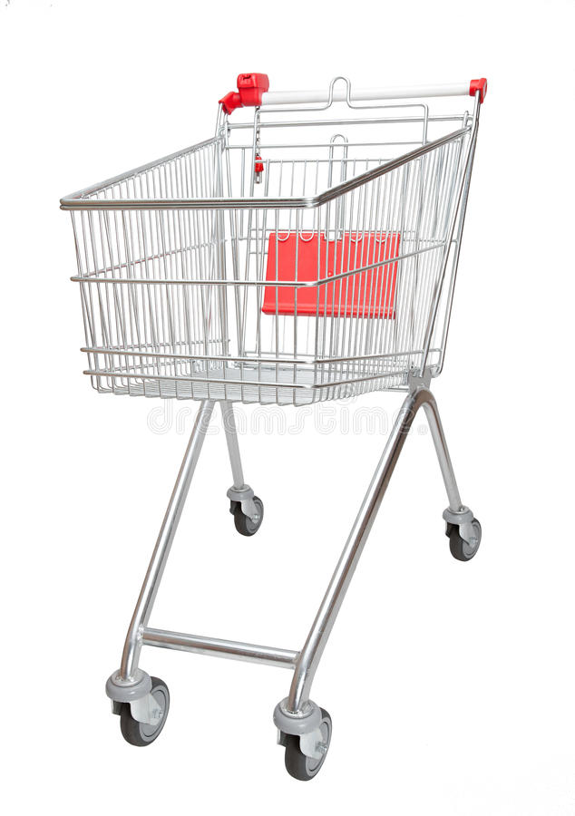 Download Shopping Cart stock photo. Image of give, roll, outlet - 15419184