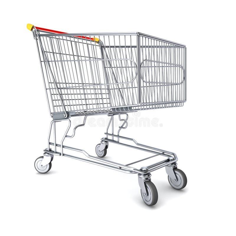 Download Shopping cart stock illustration. Illustration of sell - 19467864