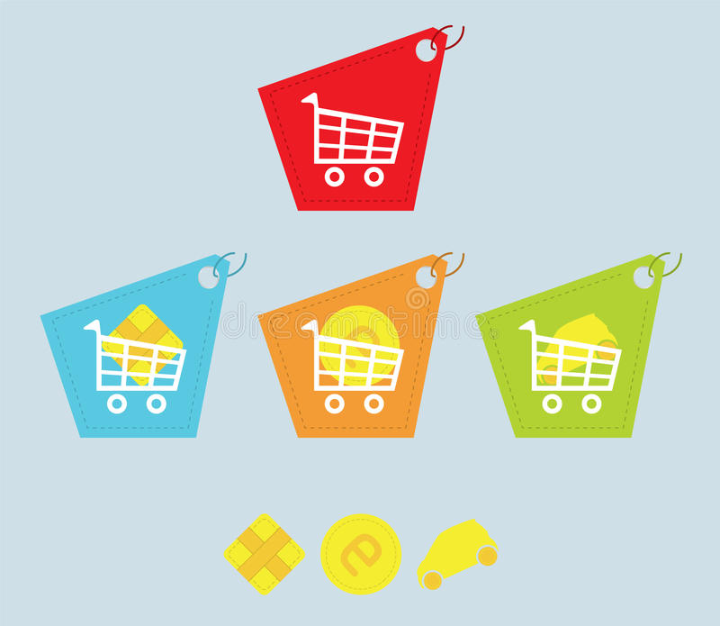 Download Shopping Cart Stock Images - Image: 26054054