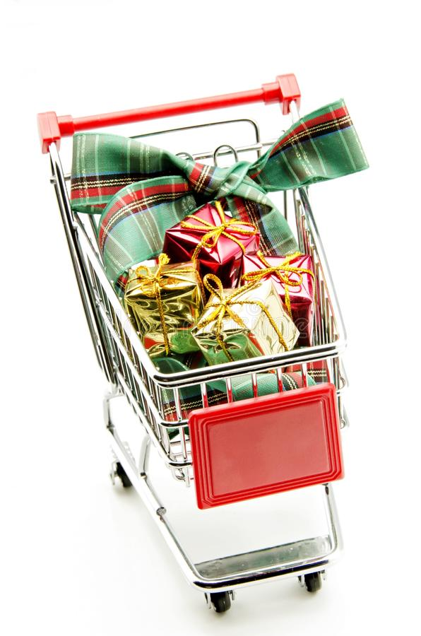Download Shopping Cart Royalty Free Stock Photo - Image: 34100755