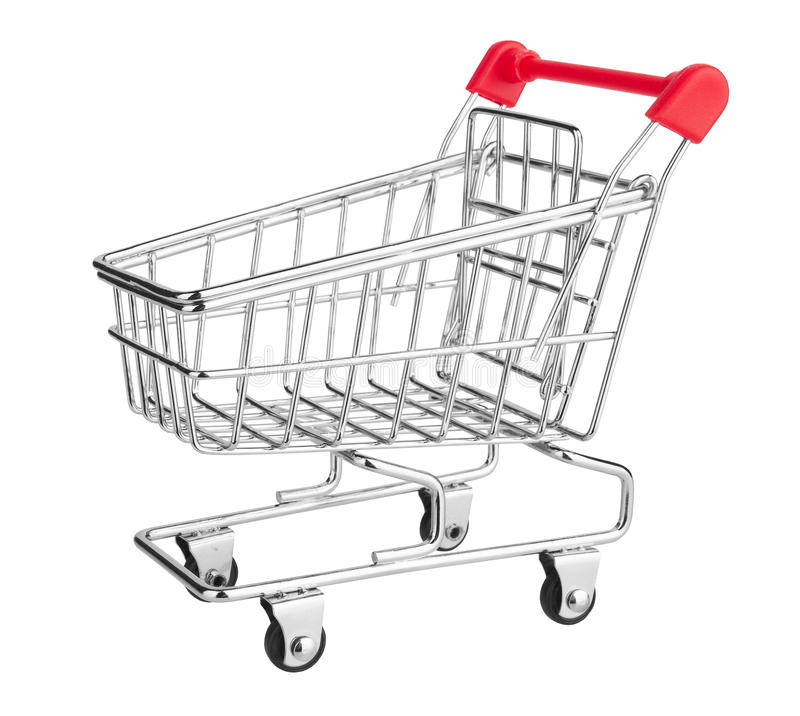 Download Shopping Cart stock image. Image of purchase, consumerism - 29852593