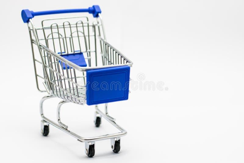 Mini Shopping Cart stock images