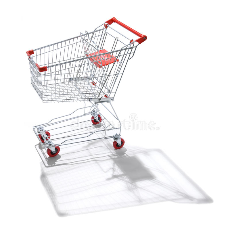Shopping Cart Trolly Royalty Free Stock Photo