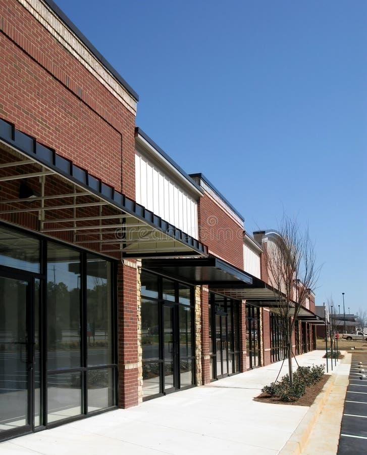 Free Shopping Center Construction Stock Photos - 4552173