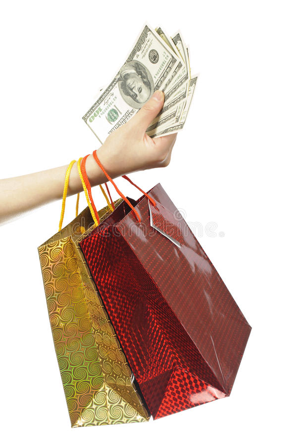 Shopping concept royalty free stock images