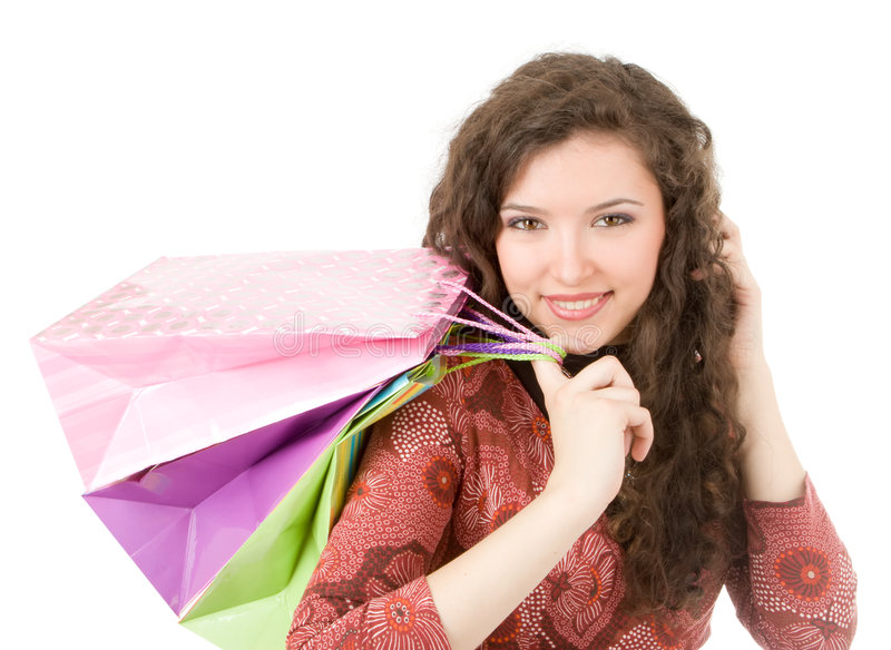 Download Shopping day stock image. Image of make, cosmetics, lifestyles - 2532743