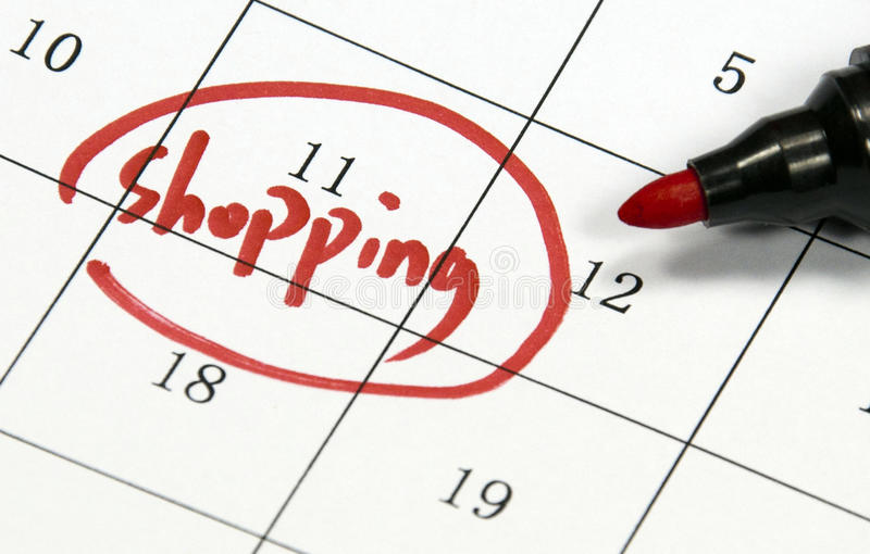 Download Shopping Day Royalty Free Stock Images - Image: 28479149