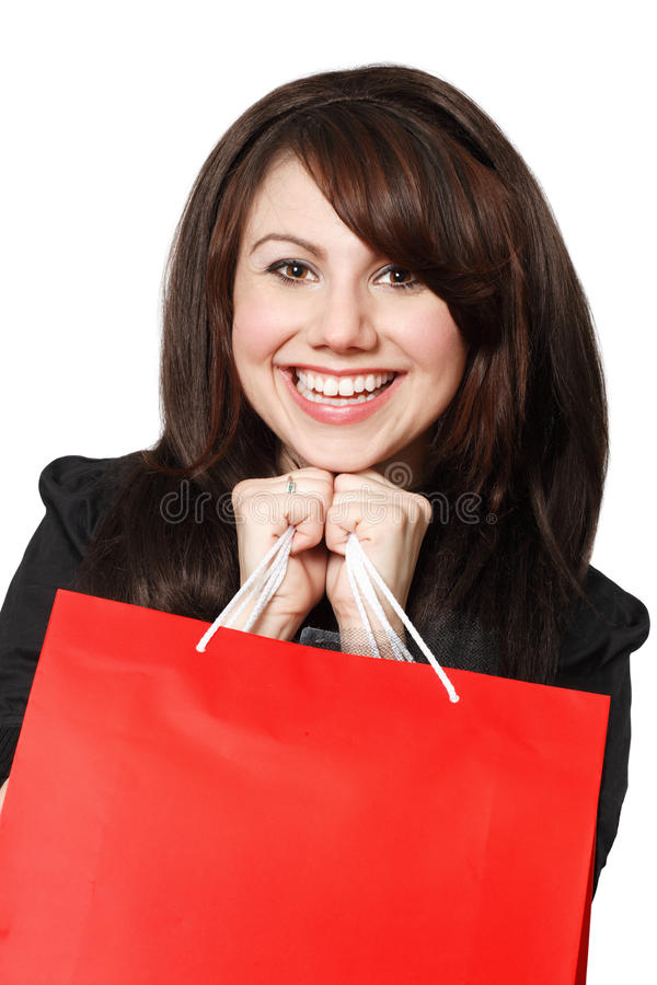 Download Shopping excitement stock image. Image of present, beauty - 10841821
