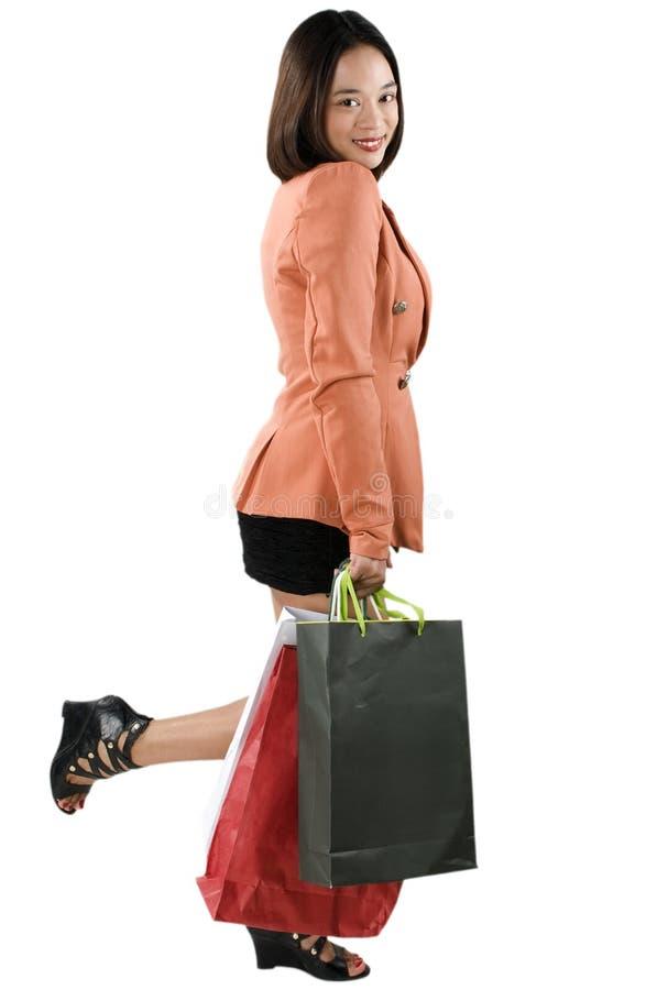 Download Shopping girl stock photo. Image of filipina, fashion - 22656716
