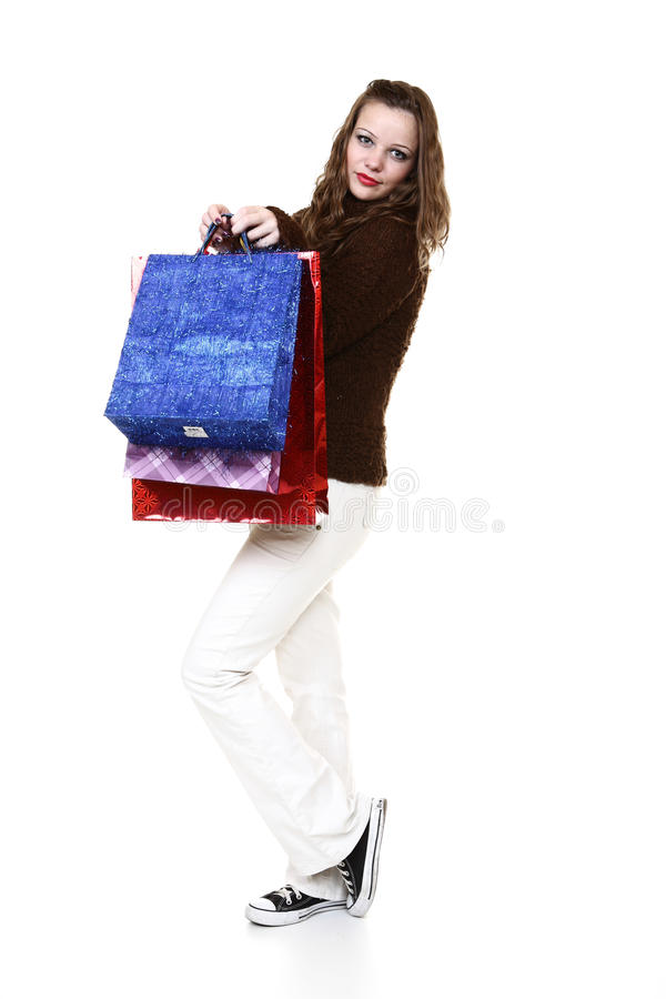 Download Shopping Girl Stock Photos - Image: 29618093