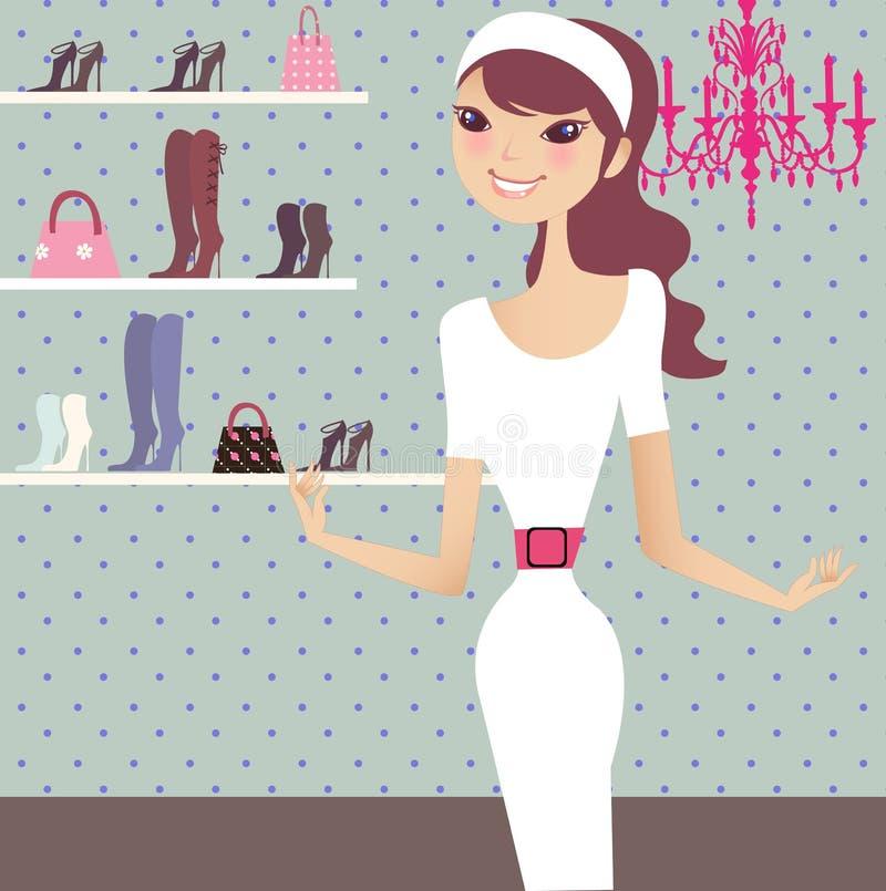 Download Shopping Girl Stock Photo - Image: 3115400