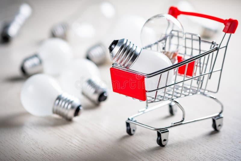 Shopping Idea, Small Buiness Idea royalty free stock photos