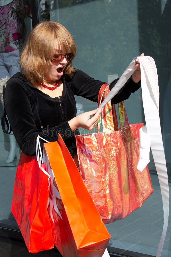 Download Shopping. Inflation stock image. Image of inflation, person - 5592265
