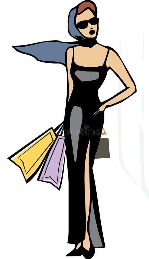 Shopping Lifestyle Stock Photos