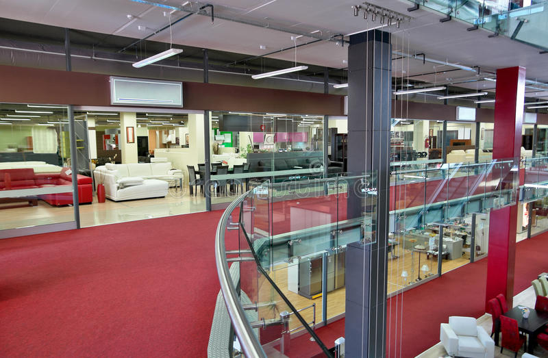 Download Shopping Mall Royalty Free Stock Photo - Image: 24815575