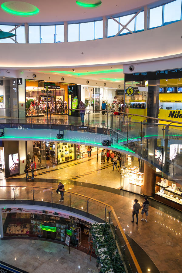 Download Shopping Mall editorial stock photo. Image of beauty - 26612738