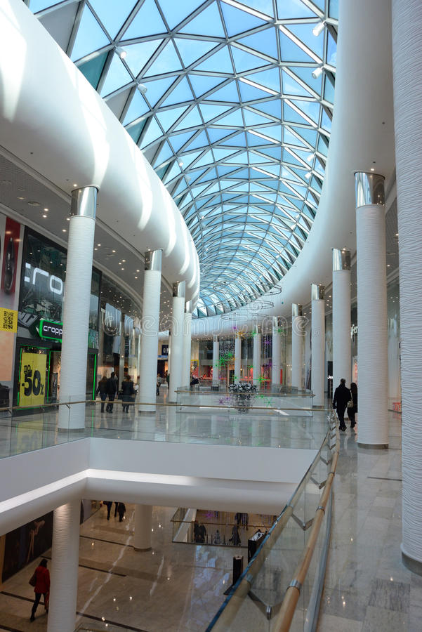 Shopping Mall Editorial Photography