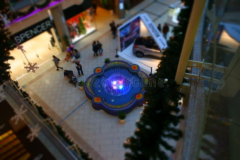 Shopping Mall Free Public Domain Cc0 Image