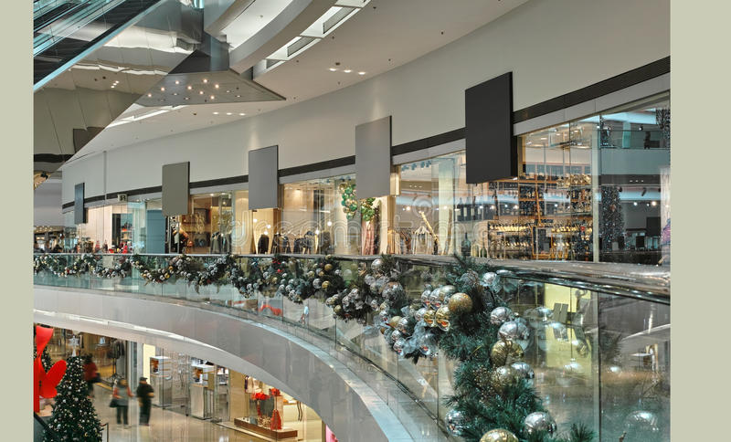 Download Shopping mall interior stock image. Image of lifestyles - 28931223
