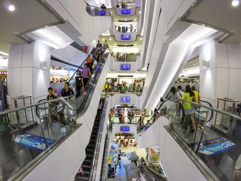 Shopping Mall. Platinum fashion mall in Bangkok Thailand. Photo was taken on 19 December 2014